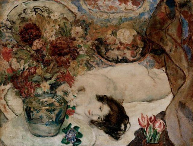 istvan csok | István Csók (1865-1961) Hungarian Impressionist artist ~ Blog of an ...