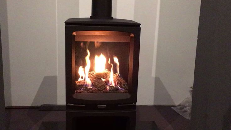 Gazco Vogue Midi Midline gas stove New log effect stoves coming soon to our Colney Heath showroom