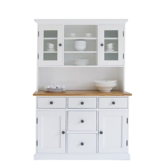 White Kitchen Dresser 9 best dressers images on pinterest | kitchen dresser, kitchen
