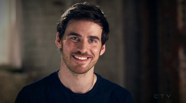 Colin for the Special Dark Swan Fan Celebration :)