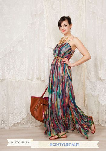 I LOVE this. :) Rinsed by the Rain Dress, #ModCloth