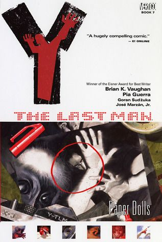 # 15. Y: The Last Man, Vol. 7: Paper Dolls by Brian K. Vaughn