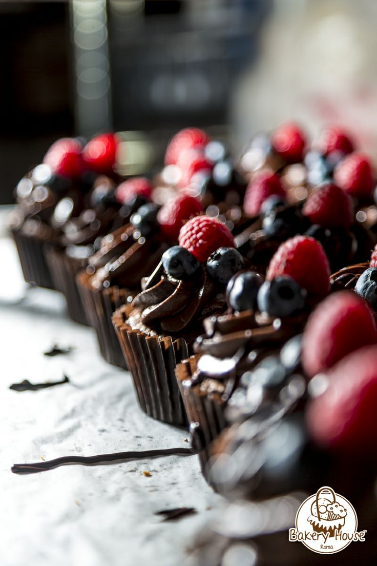 #cupcakes #bakeryhouseroma