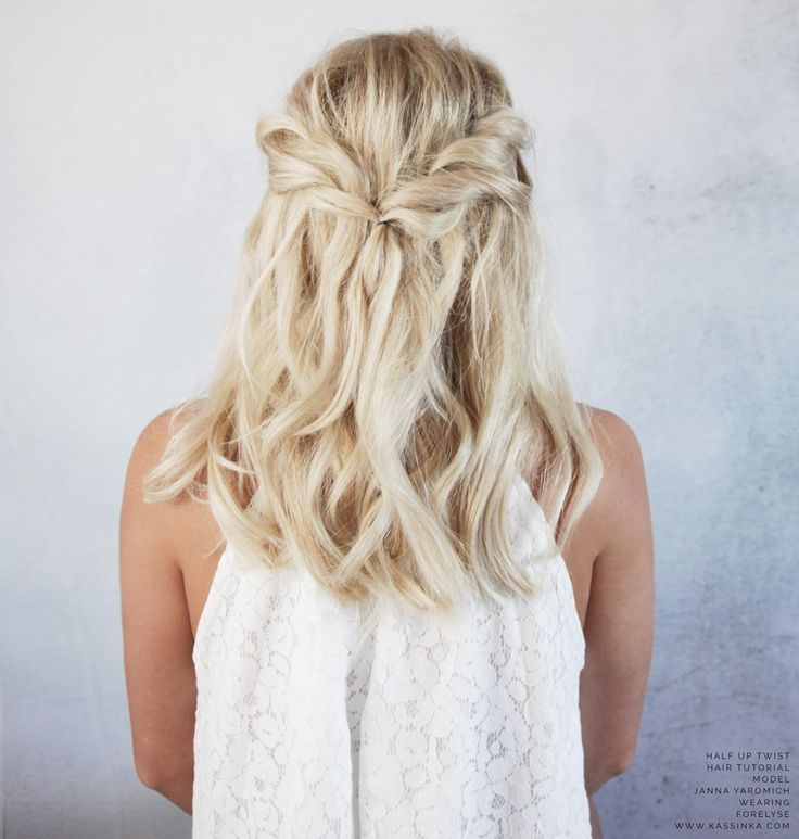 8 Quick & Easy Hairstyles That Make Dirty Hair Look Fab!