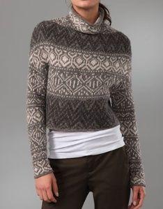 Very Nice Sweater Design