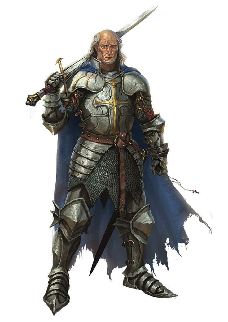 m Fighter Plate Armor Cloak Sword older urban rpg settings : Photo | Fantasy armor, Fantasy ...