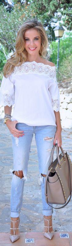 Denim Love / Fashion By Lola C.