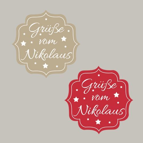 Nikolaus, Weihnachten, Adventszeit, Etikett, Stampin´Up! Stempeln, Craft, basteln, stampin https://www.facebook.com/Colorspell