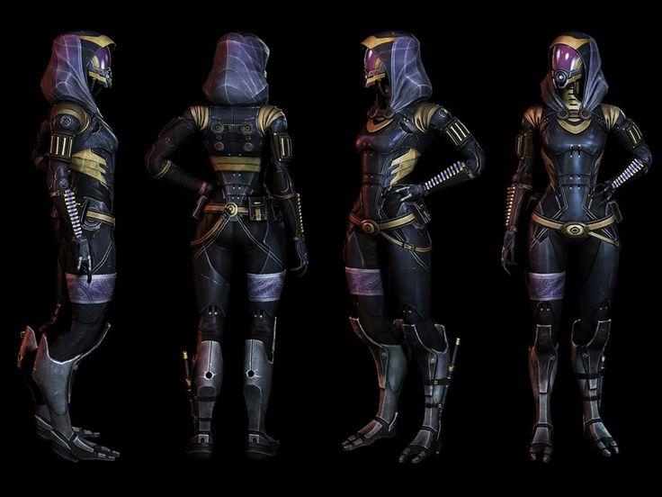 Tali'Zorah Armor   Costume   Pinterest   Armors, Mass ...  Tali'Zorah ...