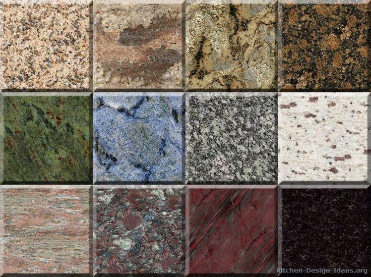 Granite Countertop Colors Gallery Countertop Colours Granite