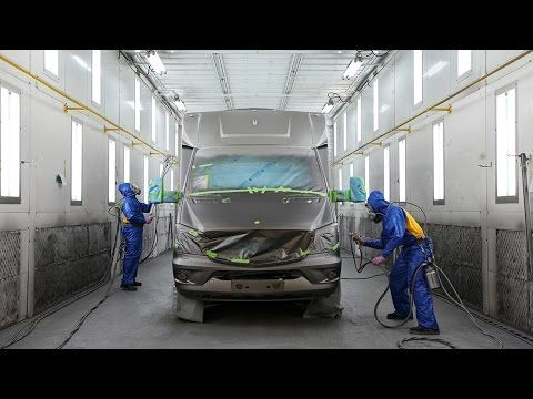 PPL Motorhomes - Part 4 - Leisure Travel Van & Winnebago View - YouTube