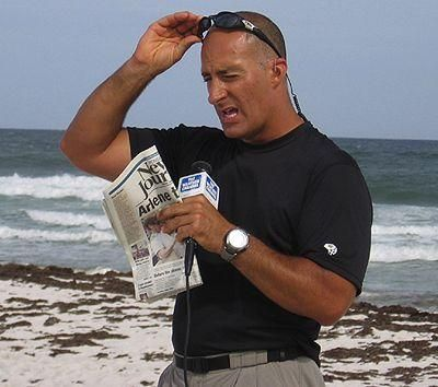 Feb 5-Happy Wetherman's Day - there is only ONE weatherman - I trust Jim Cantore - weather