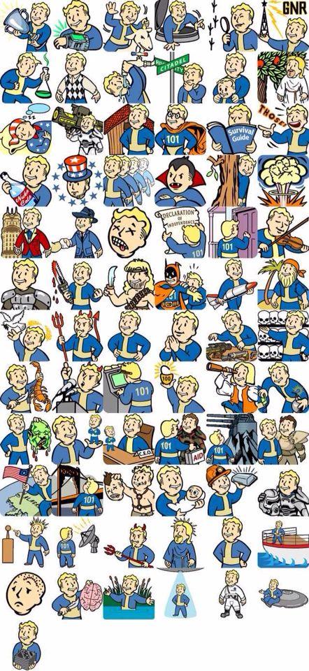 Fallout Boys......
