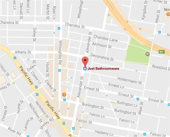 Bathroom Showrooms Sydney | Bathroom and Accessories Supplies