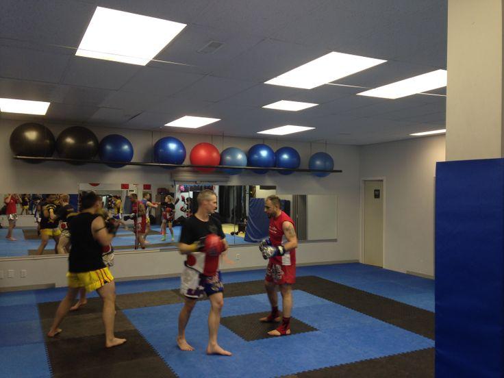 Muay Thai open mats on Sunday afternoons!
