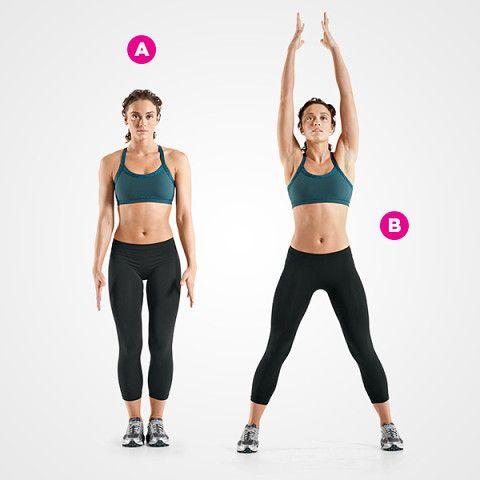 4-минутная тренировка, которая заменит час фитнеса в спортзале!