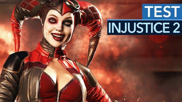 farcry4gamer.com  INJUSTICE 2 im Test:  Superhelden prügeln auf PS4 & Xbox One weiter   Das Fighting Game Injustice 2 um Batman, Superman, Wonder Woman und Co. ist endlich für PS4 und Xbox One erschienen. Im Test-Video zeigen wir, dass der Superhelden-Prügler nicht nur fantastisch aussieht, sondern sich ebenso gut spielen lässt. Erfahrt, welche Charaktere gegeneinander antreten, wie die Kampfmechanik funktioniert und was es mit den Supermoves auf sich hat. Außerdem bekom