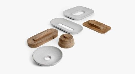 Flota trays by LaSelva