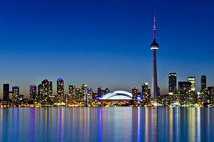 Tourist attractions in Toronto, Canada