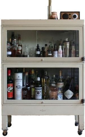 5 cool diy liquor cabinets bookcase