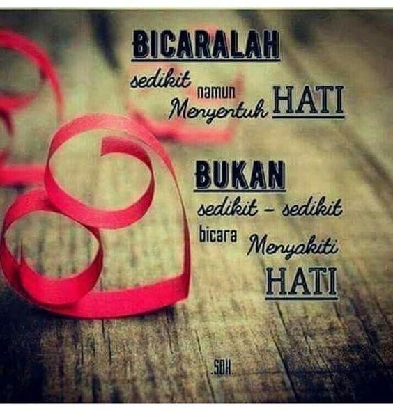 Kata Mutiara Islam Yg Bikin Baper | Islamic quotes, Kata ...