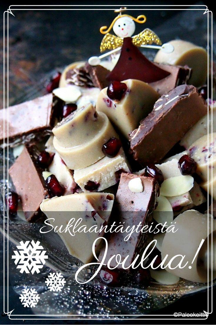 Herkullista Joulua! | paleokeittio.fi