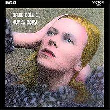 David Bowie - Hunky Dory (1971).