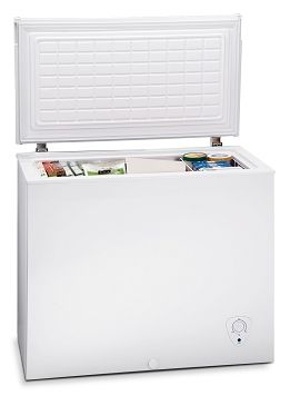 Refrigerators and Freezers-Frigidaire Chest Freezer (7.2 Cu. Ft.) FFFC07M4NW