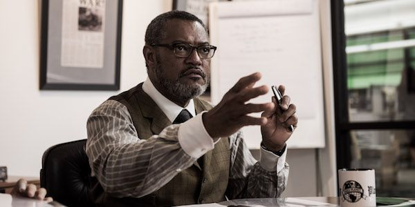 Apparently, Laurence Fishburne Has A Super Secret Marvel Project In The Works    Laurence Fishburne will debut in the MCU next year when he plays Bill Foster in Ant-Man and the Wasp, but now the actor has revealed he's working on something else with Marvel.   https://www.cinemablend.com/news/1720929/apparently-laurence-fishburne-has-a-super-secret-marvel-project-in-the-works