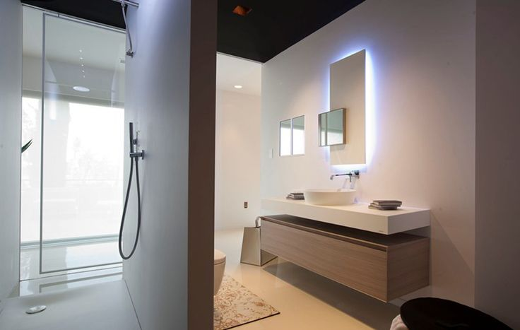 da bagno - wc, arredamento, corian, ceramica, mosaico, mobili, bagno ...