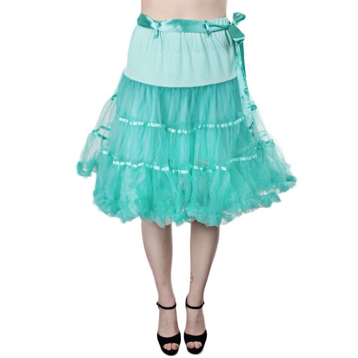 We have perfect petticoats for your party dress! Come and check all the colors!