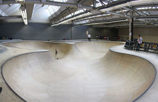 Area 51 Skatepark - The 25 Best Skateparks in the World | Complex CA