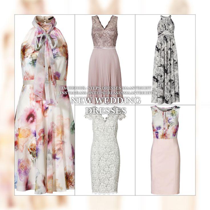 O.a. deze #jurken verkopen we nu als #Limited #edition bij #Steps #Dresses #Maastricht! Heb jij binnenkort een leuke gelegenheid, dan #straal je zeker in een van deze schitterende Steps jurken!  Mocht het je ontgaan zijn, tot en met Zondag 14 Juni hebben we ons '#Wedding #Event' dus kom gezellig langs en onder het genot van een hapje en een drankje maken we er samen een leuke #herinnering van!  #stepsnl #weddingevent #trouwen #jurk #maxidress #cupcake #champagne #followus #jurkjesdag