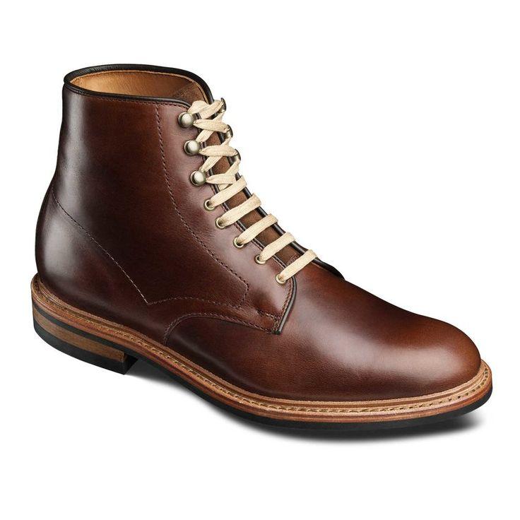 Higgins Mill Boot with Dainite Sole by Allen Edmonds.