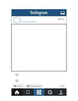 Instagram Template                                                       …