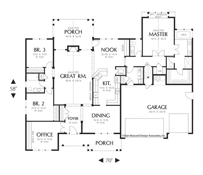 1000 Images About Home Floorplans On Pinterest