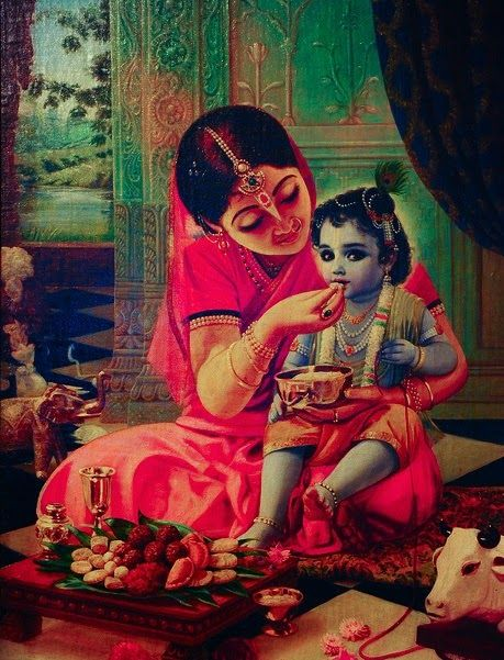 When Lord Krishna visited a Muslim musician…