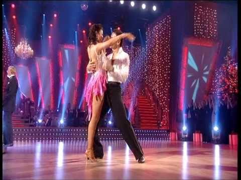 Karen Hardy and Mark Ramprakash Showdance SCD Series 4 Final