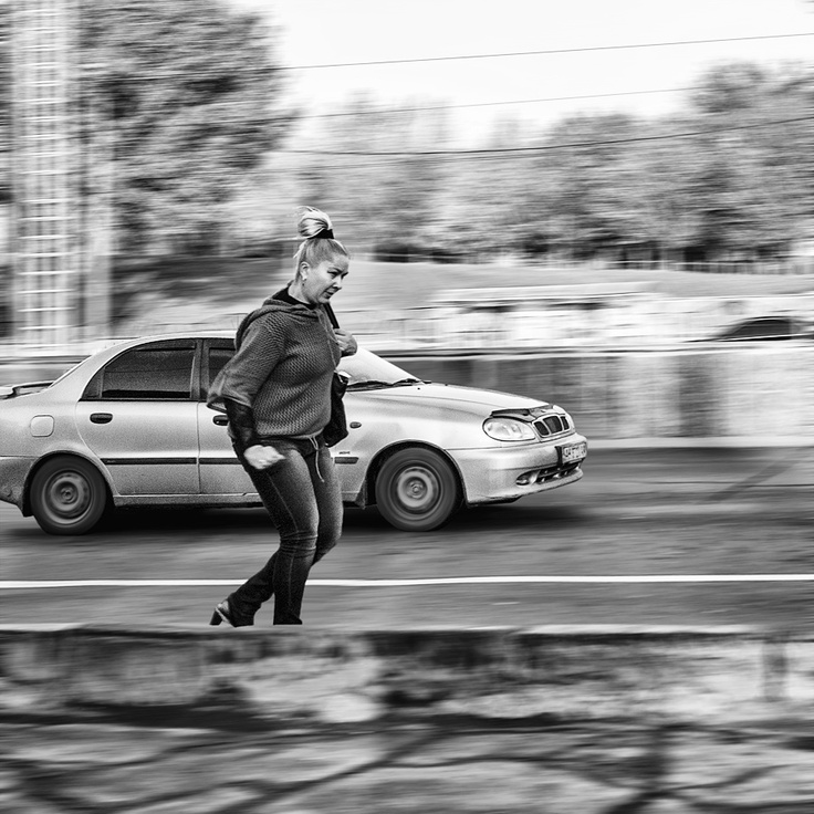 Unequal conditions by Oleg Milyutin