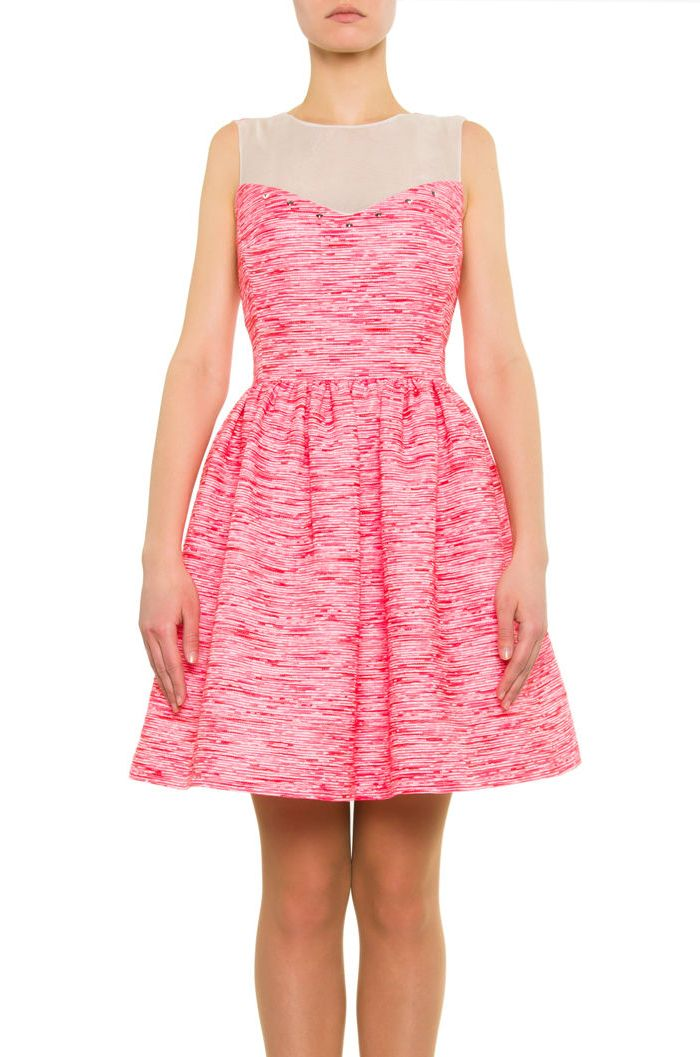 #SIMPLE #pink #dress #Labelsshop