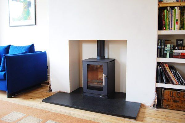 Installing A Woodburning Stove