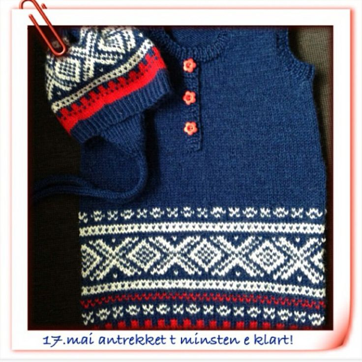 Dress for babys first National day, classical Marius-pattern
