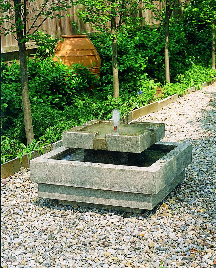 Escala Garden Water Fountain – Outdoor Fountain Pros