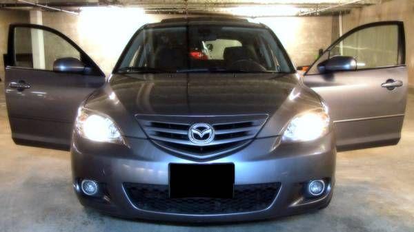 2006 Mazda 3 GT SPORT 72,000 KM for sale in Vancouver, British Columbia - cacarlist.com  http://cacarlist.com/mazda/2006-mazda-3-gt-sport-72000-km_11038-10950.html