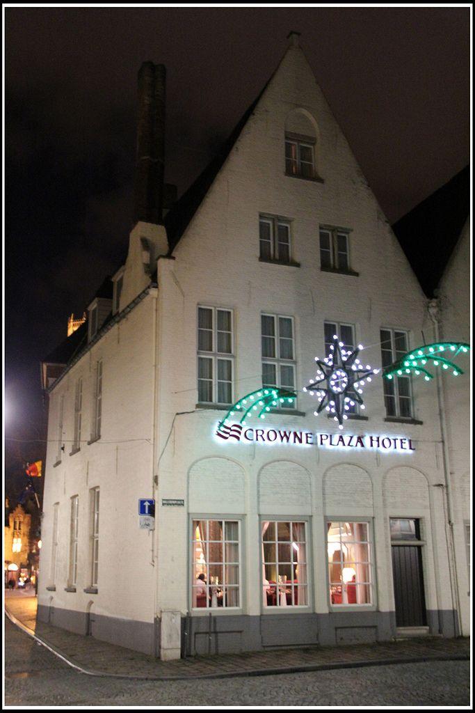 """""""Crowne Plaza Hotel"""" in Belfont Hallen, Bruges, West-Vlaanderen_ Belgium"""
