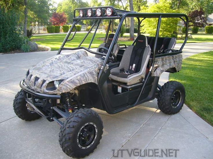 2007 yamaha rhino utv 4 seater autos post