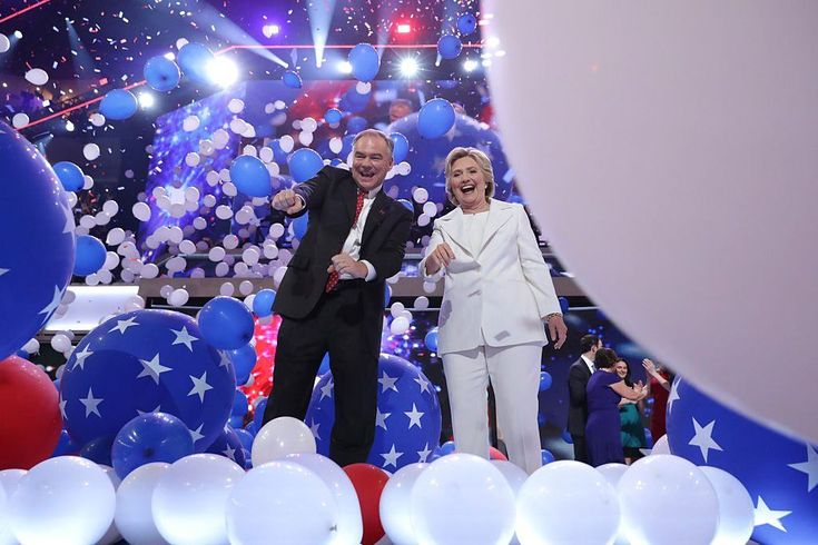 Tim Kaine and Hillary Clinton   Tim Kaine with Hillary Clinton   Chip Somodevilla/Getty Images