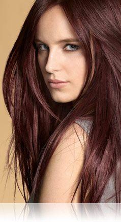 13 best cabelos castanhos avermelhados images on Pinterest | Hair ...