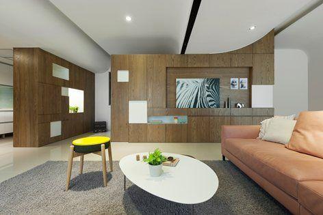 Kuo Residence, Taipei City, 2014 - KC Design Studio