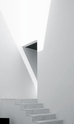 Minimalist Architecture- Inspiration for Extraordinary Ordinary Day shoes.